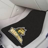 Wright State Raiders 2-Piece Carpet Car Mats