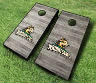 Wright State Raiders Cornhole Board Set