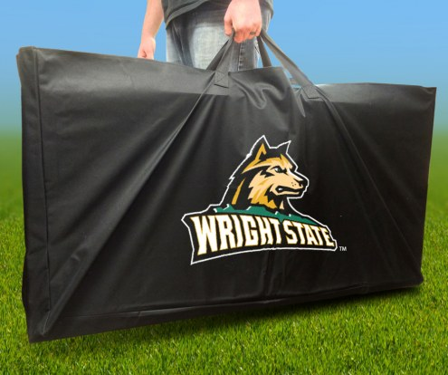 Wright State Raiders Cornhole Carry Case