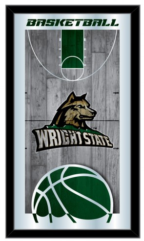 Wright State Raiders Basketball Mirror