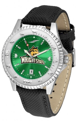 Wright State Raiders Competitor AnoChrome Men's Watch