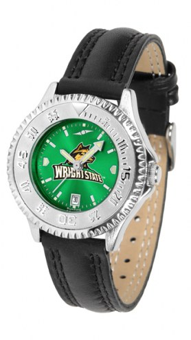 Wright State Raiders Competitor AnoChrome Women's Watch