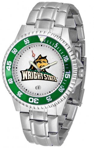 Wright State Raiders Competitor Steel Men's Watch