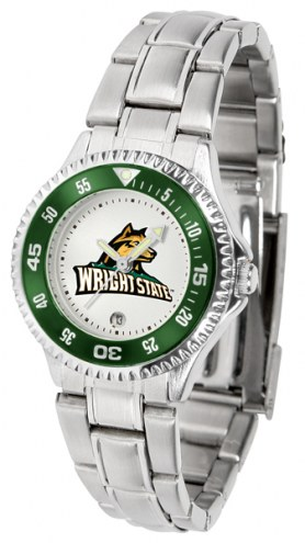 Wright State Raiders Competitor Steel Women's Watch