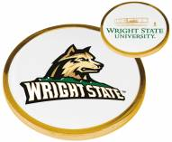 Wright State Raiders Flip Coin