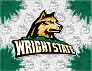 Wright State Raiders Logo Canvas Print