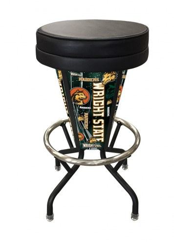 Wright State Raiders Indoor/Outdoor Lighted Bar Stool