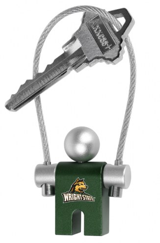 Wright State Raiders Jumper Keychain