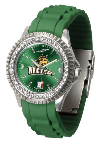 Wright State Raiders Sparkle Women's Watch