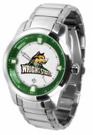 Wright State Raiders Titan Steel Men's Watch