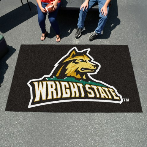 Wright State Raiders Ulti-Mat Area Rug