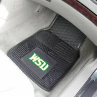 Wright State Raiders Vinyl 2-Piece Car Floor Mats