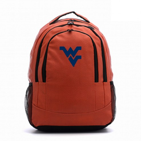 WVU Mountaineers Basketball Backpack