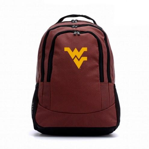 WVU Mountaineers Football Backpack