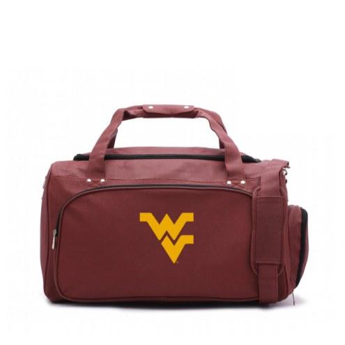 WVU Mountaineers Football Duffel Bag