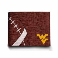 WVU Mountaineers Football Men's Wallet