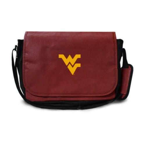 WVU Mountaineers Football Messenger Bag