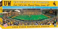 Wyoming Cowboys 1000 Piece Panoramic Puzzle