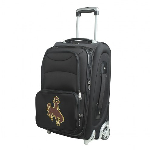 """Wyoming Cowboys 21"""" Carry-On Luggage"""