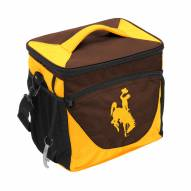 Wyoming Cowboys 24 Can Cooler