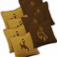 Wyoming Cowboys Cornhole Bags