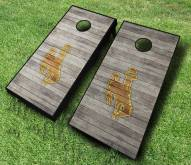 Wyoming Cowboys Cornhole Board Set