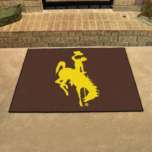 Wyoming Cowboys All-Star Mat