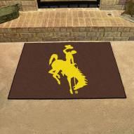 Wyoming Cowboys All-Star Mat
