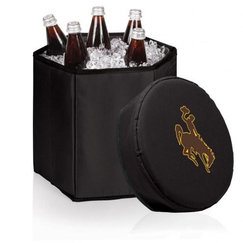 Wyoming Cowboys Bongo Cooler
