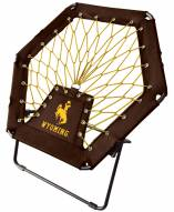 Wyoming Cowboys Bungee Chair