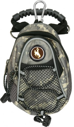 Wyoming Cowboys Camo Mini Day Pack