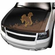 Wyoming Cowboys Car Hood Cover