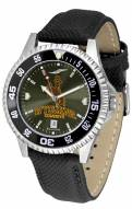 Wyoming Cowboys Competitor AnoChrome Men's Watch - Color Bezel