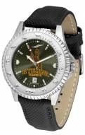 Wyoming Cowboys Competitor AnoChrome Men's Watch