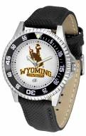 Wyoming Cowboys Competitor Men's Watch