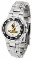 Wyoming Cowboys Competitor Steel Women's Watch