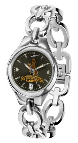 Wyoming Cowboys Eclipse AnoChrome Women's Watch