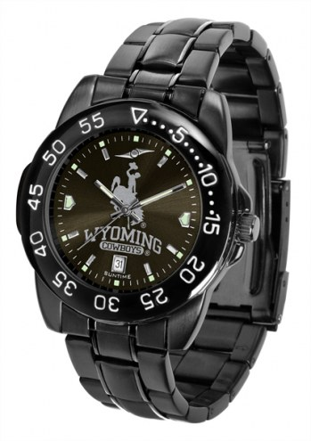 Wyoming Cowboys FantomSport Men's Watch