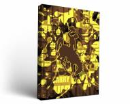 Wyoming Cowboys Fight Song Canvas Wall Art