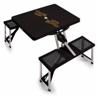 Wyoming Cowboys Folding Picnic Table