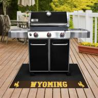Wyoming Cowboys Grill Mat