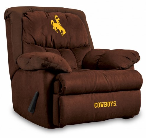 Wyoming Cowboys Home Team Recliner