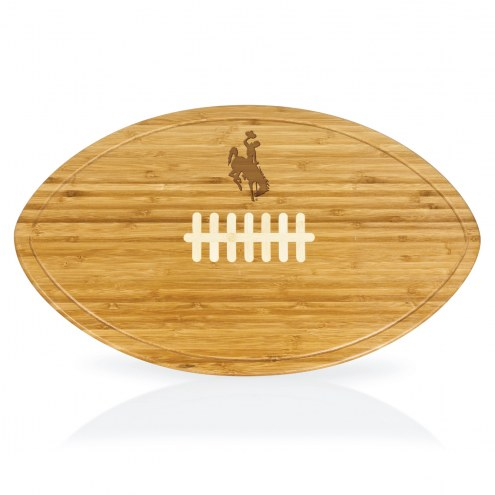 Wyoming Cowboys Kickoff Cutting Board