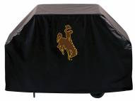 Wyoming Cowboys Logo Grill Cover