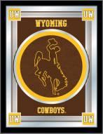 Wyoming Cowboys Logo Mirror