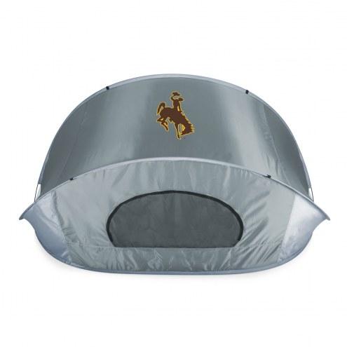 Wyoming Cowboys Manta Sun Shelter