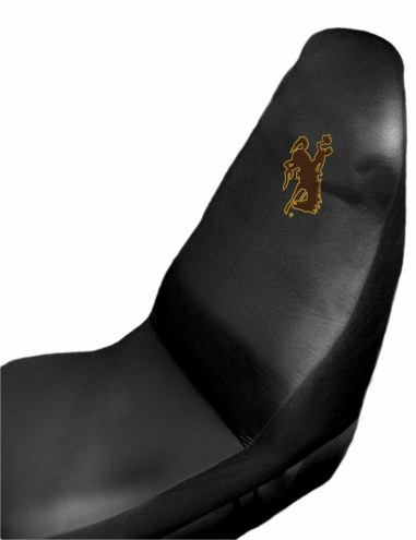 Wyoming Cowboys Car Seat Cover