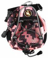 Wyoming Cowboys Pink Digi Camo Mini Day Pack