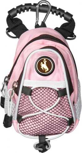 Wyoming Cowboys Pink Mini Day Pack