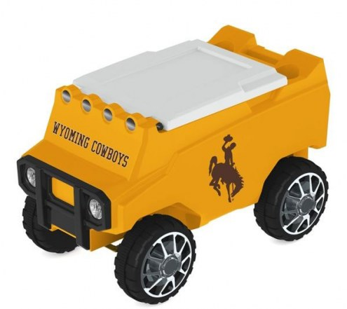 Wyoming Cowboys Remote Control Rover Cooler
